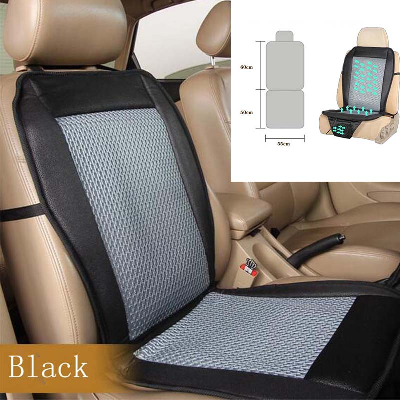 12V Car Seat Cooler Cushion Cover Summer Fan For Toyota Cool Seats In Heating Fans From Automobiles Motorcycles On Aliexpress