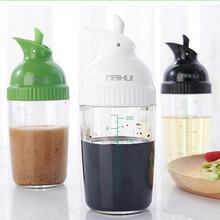 Легкое чистое масло диспенсер аксессуар Бутылка для приправ портативная соевая кастрюля для соуса Удобная Горячая#4B03
