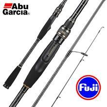 Abu Garcia X XROSSFIELD Carbon SPINNING Fishing Rod 1.98 2.44M M/H/L/ML Power casting Lure Rod FUJI SLC ท่องเที่ยวแหวนตกปลา