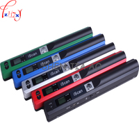 Mini Handheld Scanner Scan File A4 Picture Available JPG / PDF Format 900DPI HD Handheld Scanner 20pcs