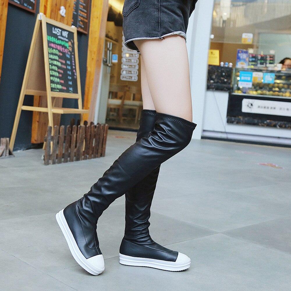 Aliexpress.com : Buy Women Slim Boot Sexy Fashion High