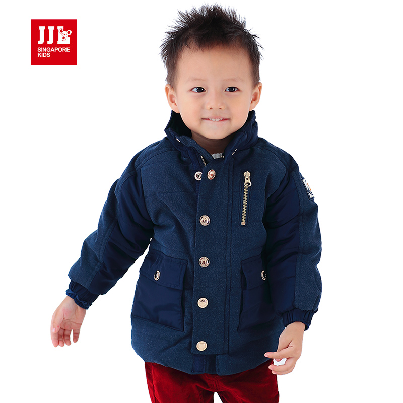 baby boy coats and jackets winter outerwear 2015 brand warm baby winter coat kids jacket children