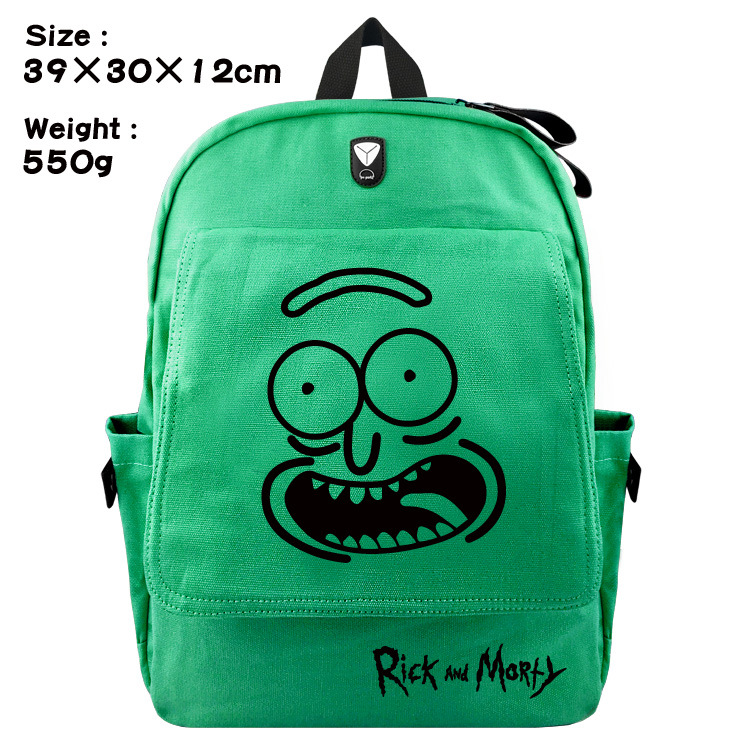 2018 Time-limited No School Bags Mochilas Rick And Morty Students Bag Canvas Backpack Casual Joker Travel Sell Like Hot Cakes 2018 Time-limited No School Bags Mochilas Rick And Morty Students Bag Canvas Backpack Casual Joker Travel Sell Like Hot Cakes