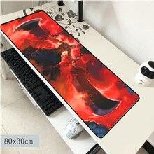 BLEACH mouse pad 800x300x3mm mouse mat laptop big padmouse notbook