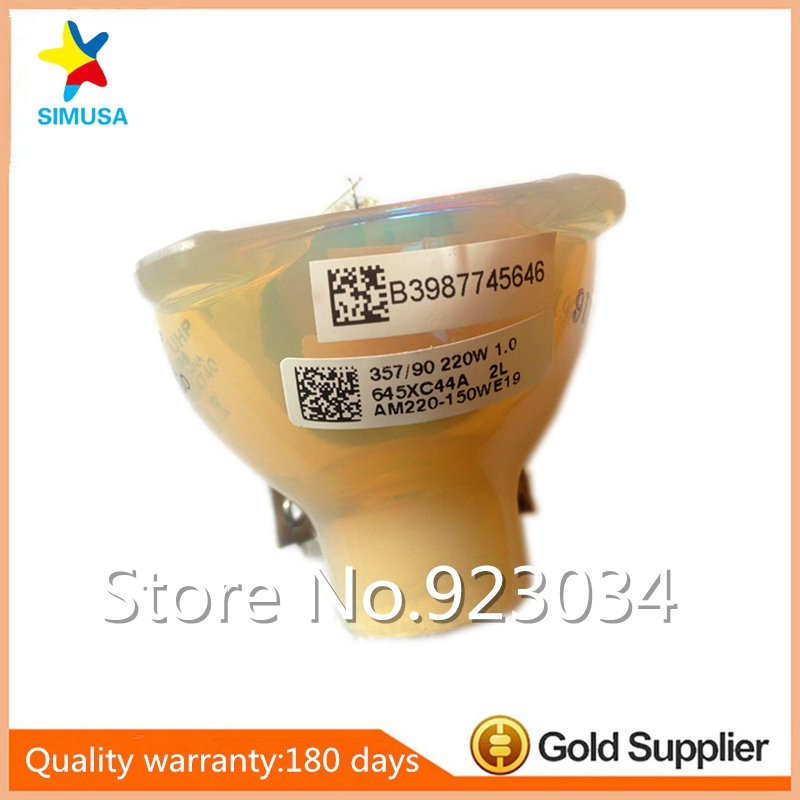 100% Original bare projector lamp bulb 59.J9301.CG1  for  BENQ PB2140 PB2240 PB2250 original projector lamp cs 5jj1b 1b1 for benq mp610 mp610 b5a