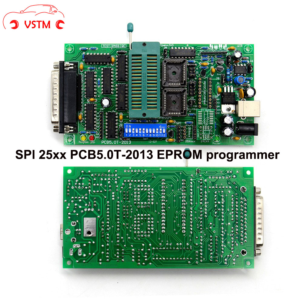 Vstm Spi 25xx Pcb50t 2013 Eprom Programmer Bios009 Picsupport 098 Usb 62b Cable Schematic 098d12promotion Clip Plcc32 Soic 8 Pin Adapter Diagnostic Tool On Alibaba