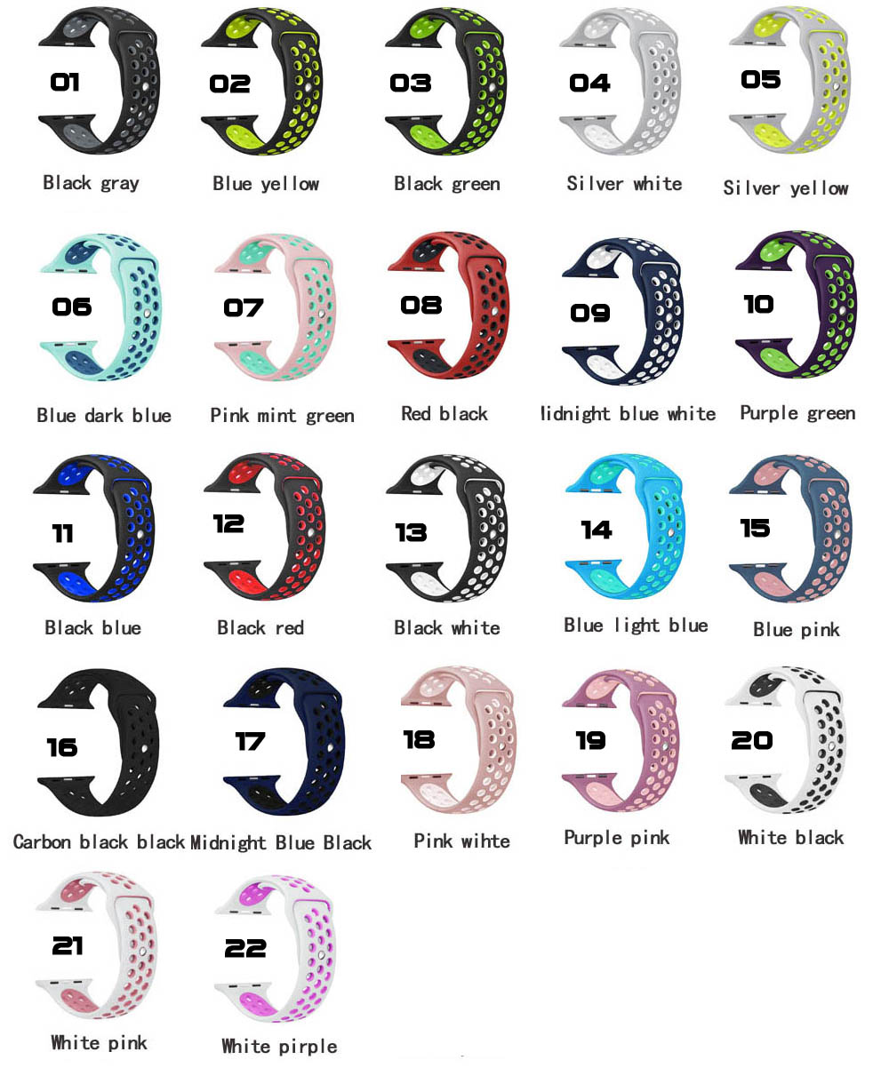 NK6-Sport-Silicone-Watchband-Breathable-hole-Replacement-Strap-for-Apple-watch-series-1-and-series-2
