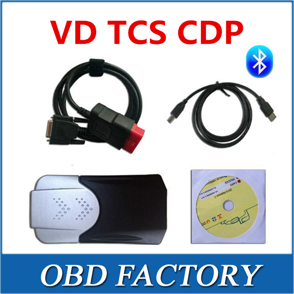 BLUETOOTH cdp 2015 3 R3 free active NEW VCI TCS CDP PRO PLUS same function as