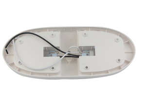 Image 4 - 16LED מתקן לבן תקרת מנורת 12 V סירת Camper קרוואן ימי יאכטה כיפת אור רכב פנים מנורה