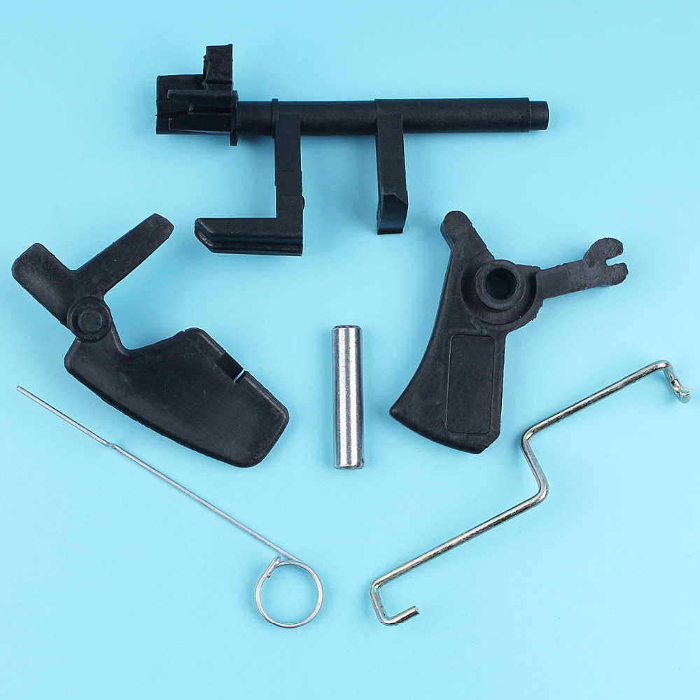Throttle Trigger Pin Rod Lever Spring Kit For STIHL 021 023 025 MS210 MS230 MS250 Chainsaw Replacement NEW Parts