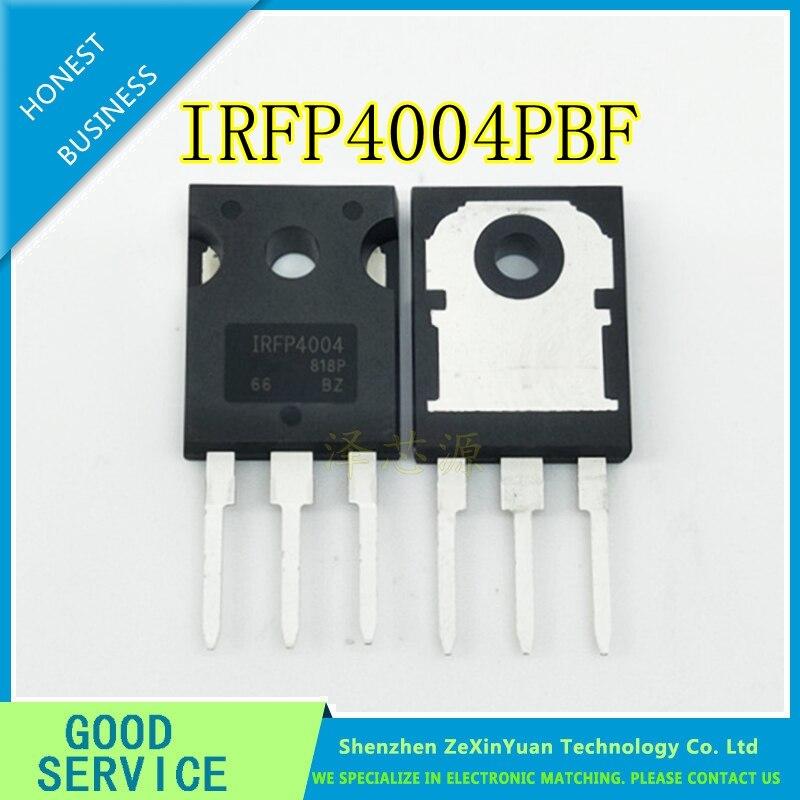 5PCS IRFP4004PBF TO247 IRFP4004 195A 40V 380W T0-247 NEW