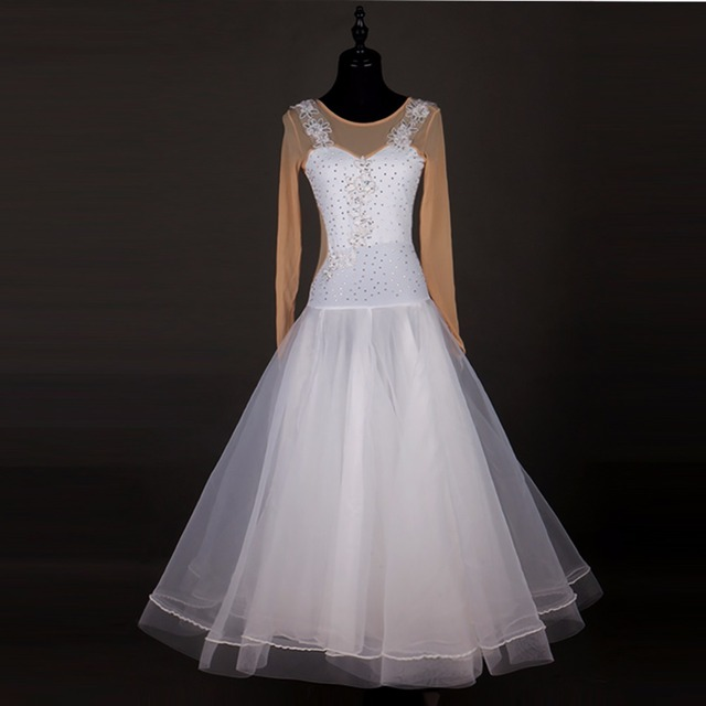 Aliexpress Com Buy 2017 New Sexy Ballroom Dance Dress For Women