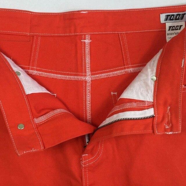 Straight Low Waist Shorts  5