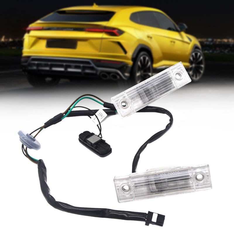 New Rear Trunk Release Switch Licence Plate Lamp for 2011-2014 Chevrolet Cruze