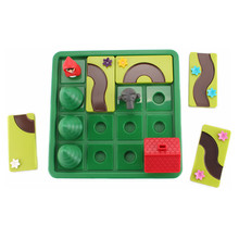 Logical Plastic Puzzle for Kids