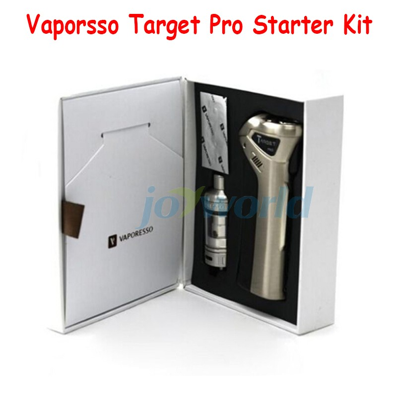 Original Vaporesso Target Pro 75W VTC Starter Kit Temperature Control 18650 Box Mod with Ceramic cCELL Coil YY (4)