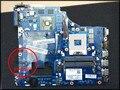 Motherboard laptop/mainboard para lenovo g500 la-9631p com 4 chips de vídeo placa gráfica rev 1.0 ddr3 100% testado inteiramente