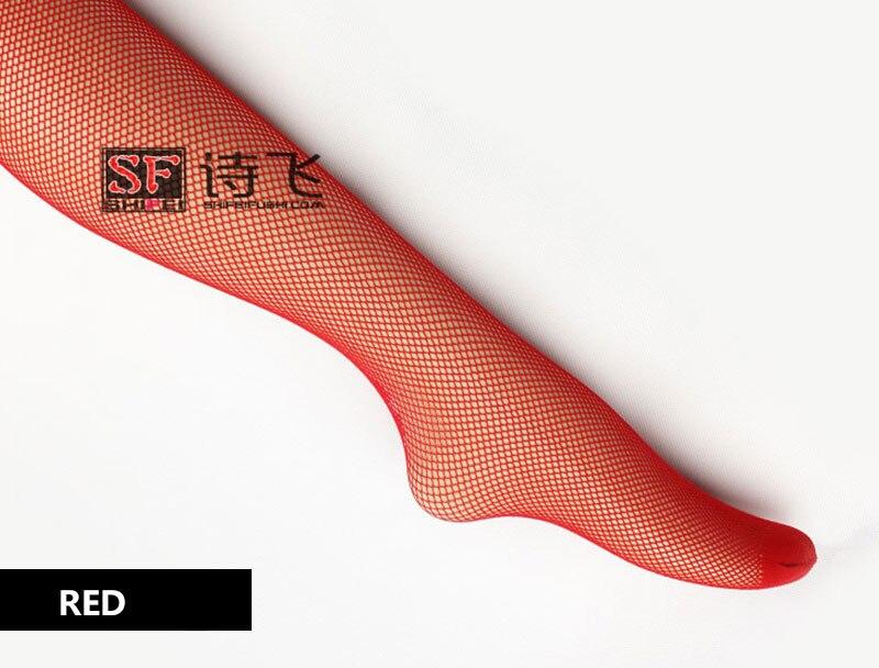 2019 Sexy 팬티 스타킹 탄성 Black 암 스타킹 팬티 - 속옷 - 사진 5