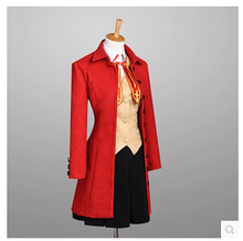 Fate Cosplay School Uniform