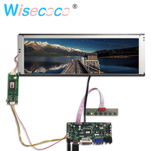 цена на 14.9 inch LTA149B780F 1280x390 20pin 2CCFL Backlight LCD panel DVI VGA LCD with Controller Board