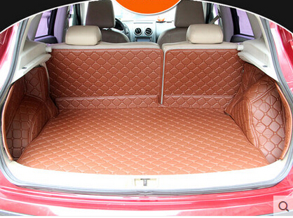 Best Quality Mats! Special Car Trunk Mats For Nissan Qashqai J11 2019-2015 Durable Cargo Liner Mat Boot Carpets For Qashqai 2018