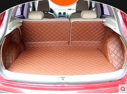 Chất lượng tốt nhất thảm! Đặc biệt xe mats thân xe cho Nissan Qashqai j11 2019-2015 durable cargo liner mat boot thảm đối với Qashqai 2018