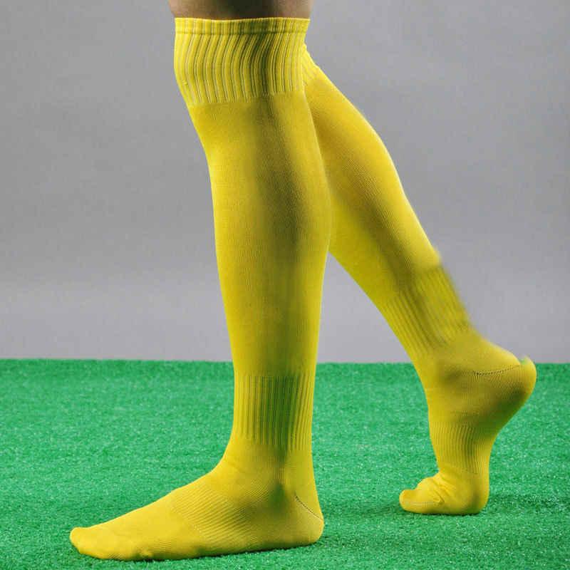 Mannen Sport voetbal Lange Sokken Over Knie Hoge Sok Honkbal Hockey