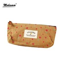 1 шт. Kawaii lifestyle Корейский Японский Карандаш сумка школы Инструменты Канцтовары для детей Обувь для девочек мальчиков