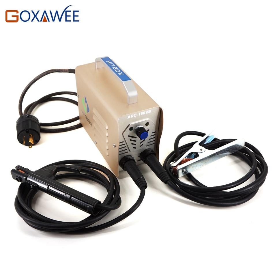 ARC 120/140/160/200 DC IGBT invertorové elektrické stroje pro - Svářecí technika - Fotografie 2