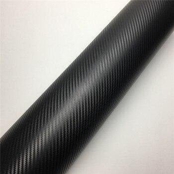 2D 3D 4D 5D 6D Carbon Fiber Vinyl Wrap Film Car Wrapping Foil Console Computer Laptop Skin Phone Cover Motorcycle 7
