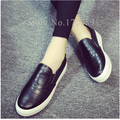 2016 new summer platform designer valentine women casual shoes leather classic brand woman walking shoe flat ladies espadrilles