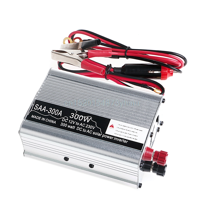 цена на Solar Power Inverter 3000W Peak 12V To 230V Modified Sine Wave Converter Hot