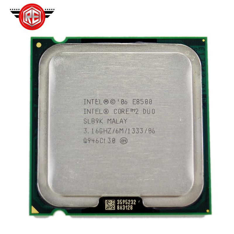 Intel Core 2 Duo E8500 пїЅпїЅпїЅпїЅпїЅпїЅпїЅпїЅпїЅпїЅпїЅпїЅ пїЅпїЅпїЅпїЅпїЅпїЅпїЅпїЅпїЅ 3.16 пїЅпїЅпїЅ FSB1333MHz Socket 775 CPU