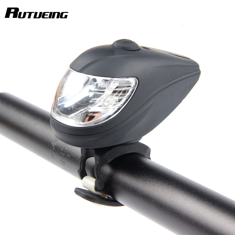 bicycle front light bright led usb charging flash light. Black Bedroom Furniture Sets. Home Design Ideas