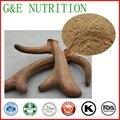 100g frete grátis 100% pure extrato de chifre de veado veludo cabeludo antler extrato