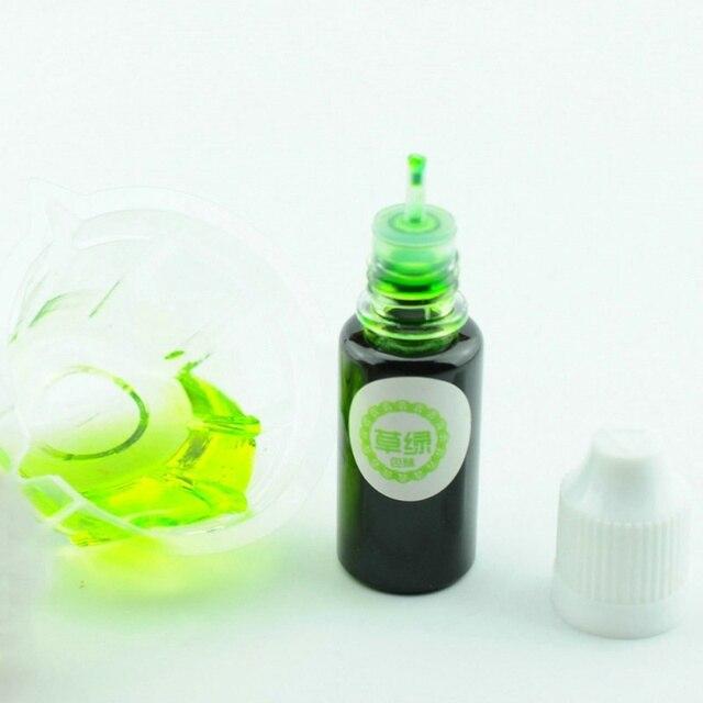 UV Resin Liquid Pearl Dye Pigment Resin Epoxy DIY Jewelry Making Crafts Craft Tools DIY Colorant Pigment