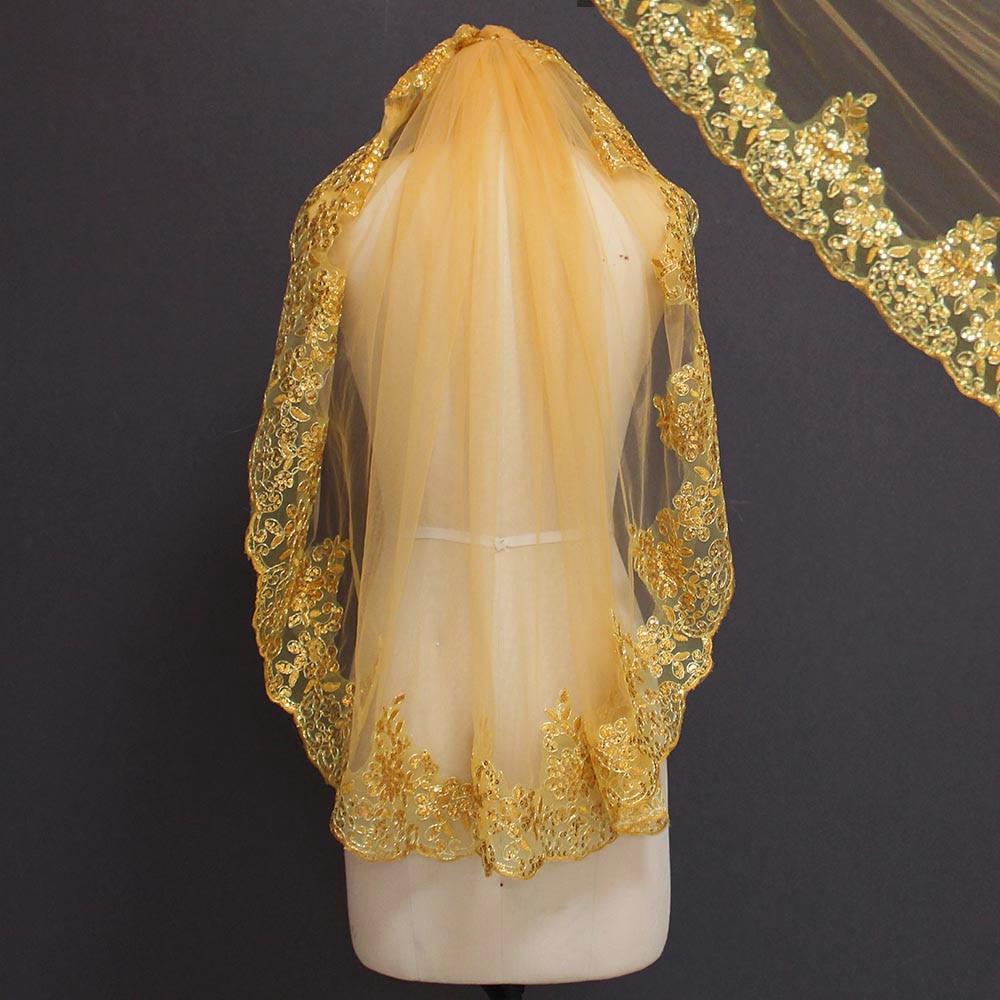 tWedding Veils with Comb Bridal Veils 1