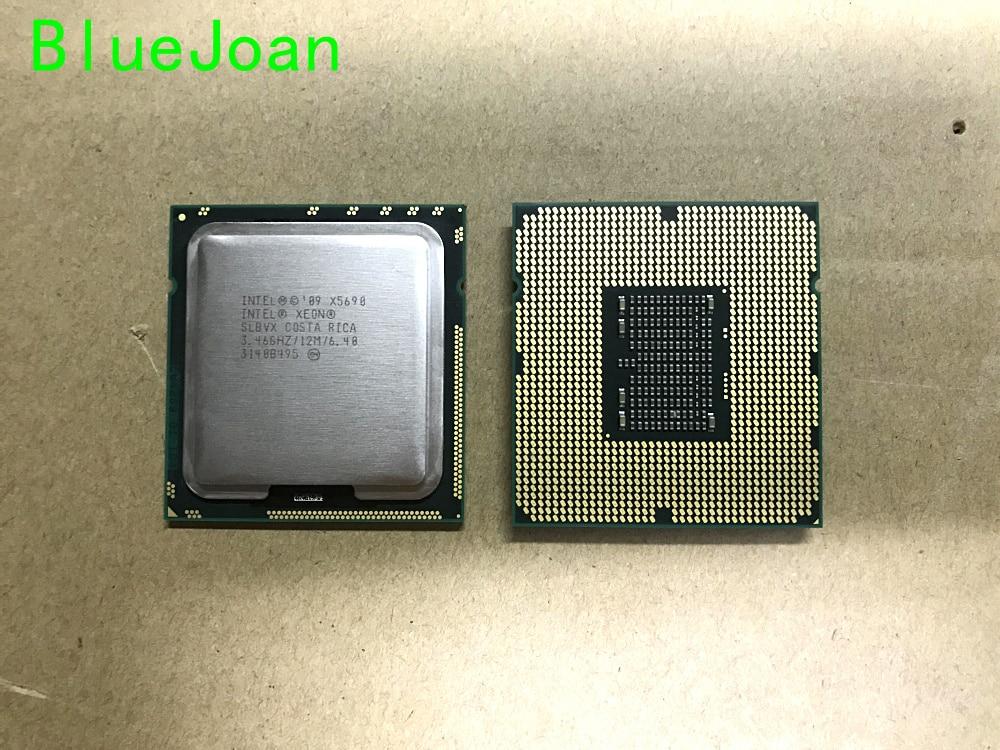 CPU Xeon 1333MHz Core SLBVX 12MB 6.4GT//s Intel X5690-cpu 3.46GHz Processor 6