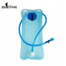 2L Portable Water Bag Bike Camelback Bladder Bags Hydration Backpack Durable Travel Sport Accessories for Camping Drink XA863WD