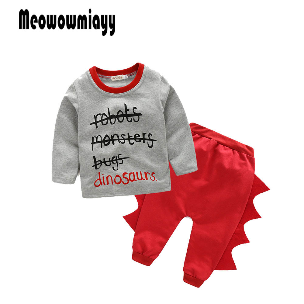 Boys clothes 2017 new spring children clothing kids clothes boys 100%cotton long sleeve Halloween cartoon  casual sets 2017 new boys clothing set camouflage 3 9t boy sports suits kids clothes suit cotton boys tracksuit teenage costume long sleeve