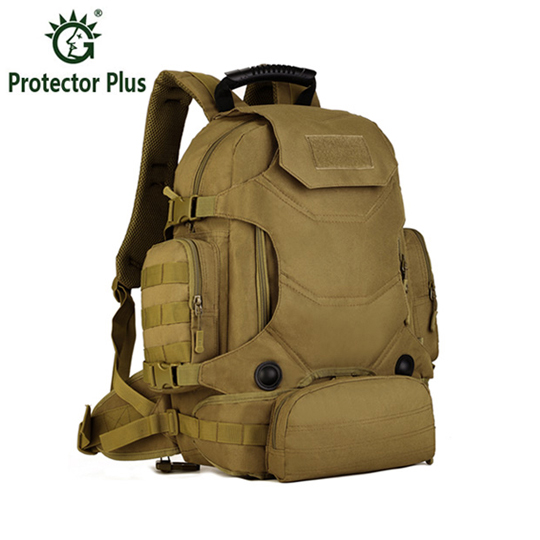 Military Tactics Backpack Waterproof Nylon Hike Camp Backpacks Outdoors Bags Tactics Camouflage Multifunction Rucksack highsee 90l large capacity men s military tactics backpack multifunction waterproof oxford hike camp backpacks wear resisting