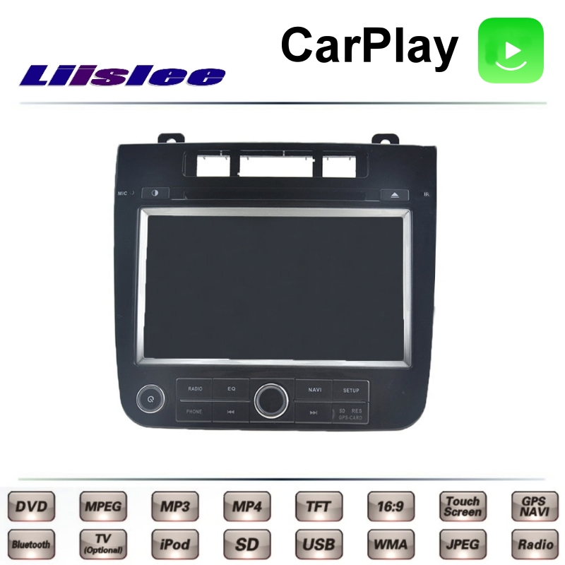 Android 6 0 GPS navigation box for Volkswagen Touareg RNS850 system