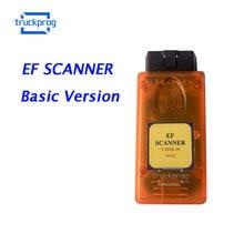 Obdii ef scanner ii versão básica para bmw carros diagnóstico e/f série diagonal ferramenta