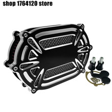 Air Filters Cleaner Filter Kits For Harley XL Sportster 2004-2019 Softail 00-17 2018 Touring Street Glide Road 08-18 Dyna