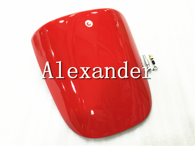 Red For Kawasaki ZX6R 2000 2001 2002 636 00 01 02 Zx6r Rear Seat Cover Cowl Solo Motor Seat Cowl Rear Fairing Set ZX 6R