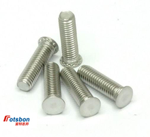 2000pcs FHS-M8-12/15/18/20/25/30/35 Self-clinching Studs And Pins Stainless Steel Nature PEM Standard Factory Wholesales