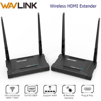 Wireless 1080P Wireless HDMI Extender HDMI Transmitter and Receiver 5G 802.11ac 1920x1080@60Hz HD video transmission VGA Port