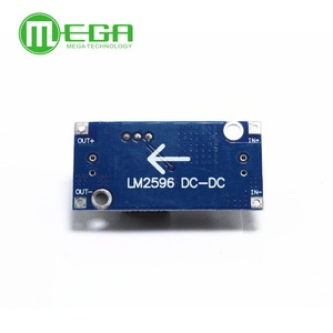 Image 3 - CF 100pcs LM2596 LM2596S DC DC 4.5 40V adjustable step down power Supply module NEW ,High Quality Automation Kits