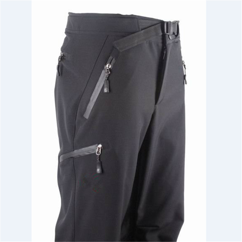outdoor Pants Hiking Climbing warm Fleece waterproof windproof Trousers Man Hot Brand medium thickness pants men Trousers male lance autumn hiking pants men outdoor sportswear windproof keep warm trousers climbing cycing bike mtb run hik men pant cloth
