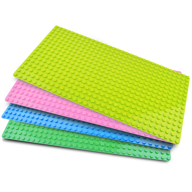 Building blocks baseplate
